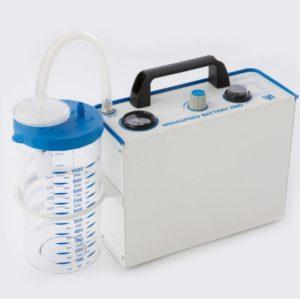 Miniaspeed battery pro. Aspirador quirúrgico