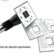 retinoscopio_targetas de fijacion opcionales