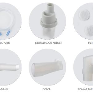Dotación aerosol domiciliario Nebbyplus