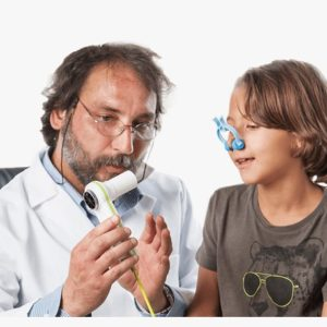 espirometro minispir. ideal para medicina pediátrica
