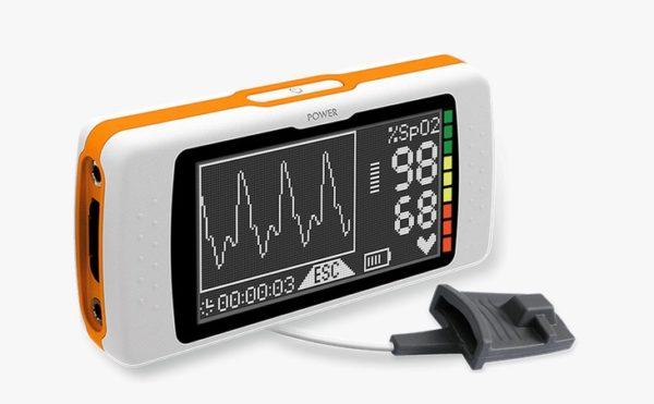 espirometro spirodoc con opción oximetría