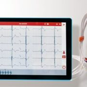 touch ecg android