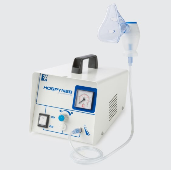 Hospyneb. Nebulizador profesional.