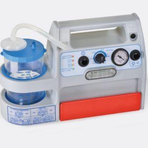 Miniaspeed battery evo. Aspirador hospitalario