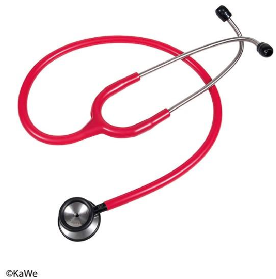 Estetoscopio child_prestige_rojo