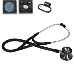 Estetoscopio profi_cardiololgy_negro