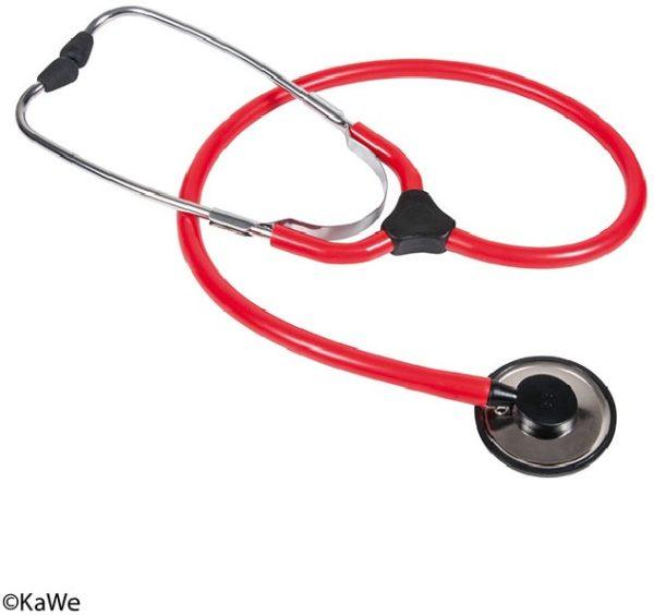 Estetoscopio colorscop plano_rojo