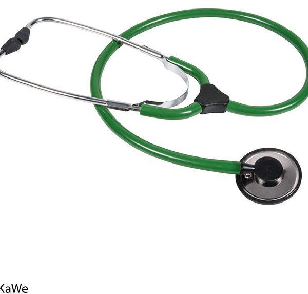 Estetoscopio colorscop plano_verde