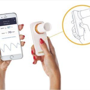 funcion pulsoximetría smart one oxi - mir