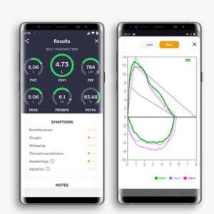 espirómetro mir spirobank_oxi_app