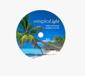 software espirometria winspiro light mir