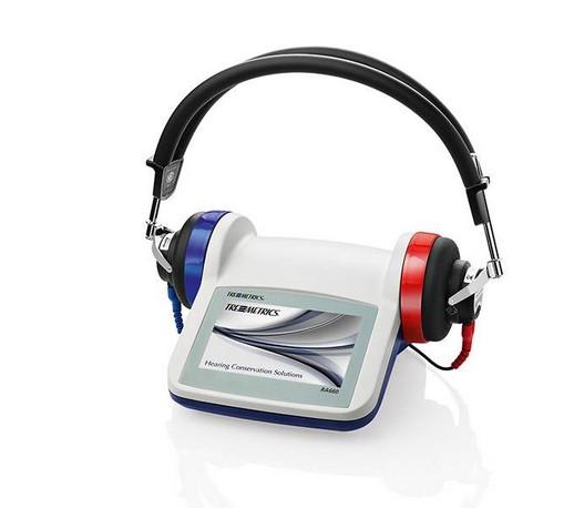 audiometro tremetrics ra 660