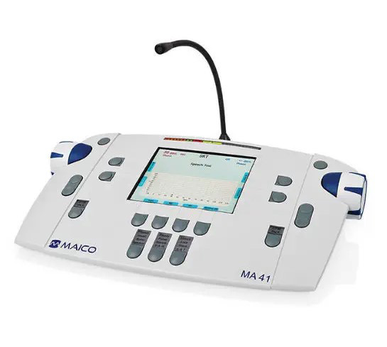 MA41. Audiometro sobremesa y compacto Maico