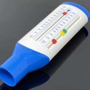 Medidor de pico de flujo (Peak-Flow) adulto reutilizable